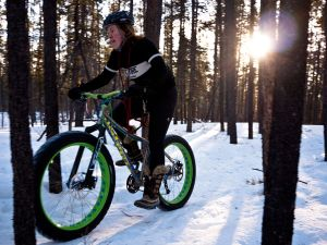 Fat Bike Quebec
