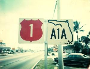 A1A Floride