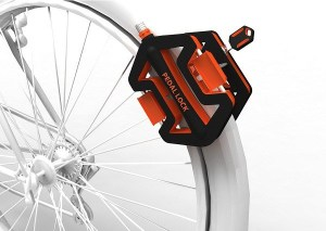 Les pédales cadenas : Pedal Lock
