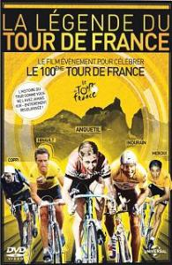 Pochette DVD La légende du Tour de France