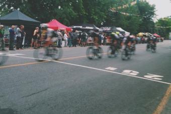 Mardis Cyclistes Lachine Finale 2014