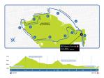 Parcours 2014 du Grand Prix cycliste de Montréal