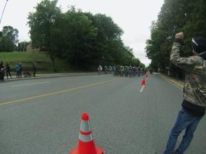 Côte Sainte-Catherine Grand Prix cycliste de Montréal 2014