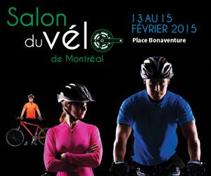 Salon du vélo de Montréal 2015