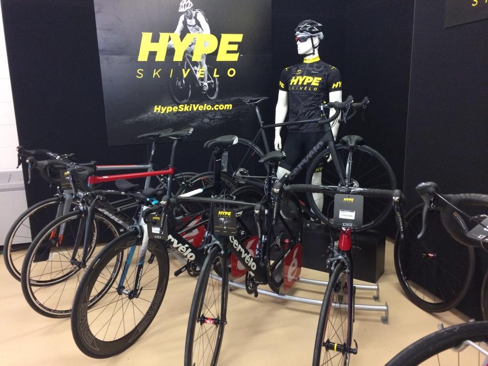 Salon Info-Vélo 2016 Québec