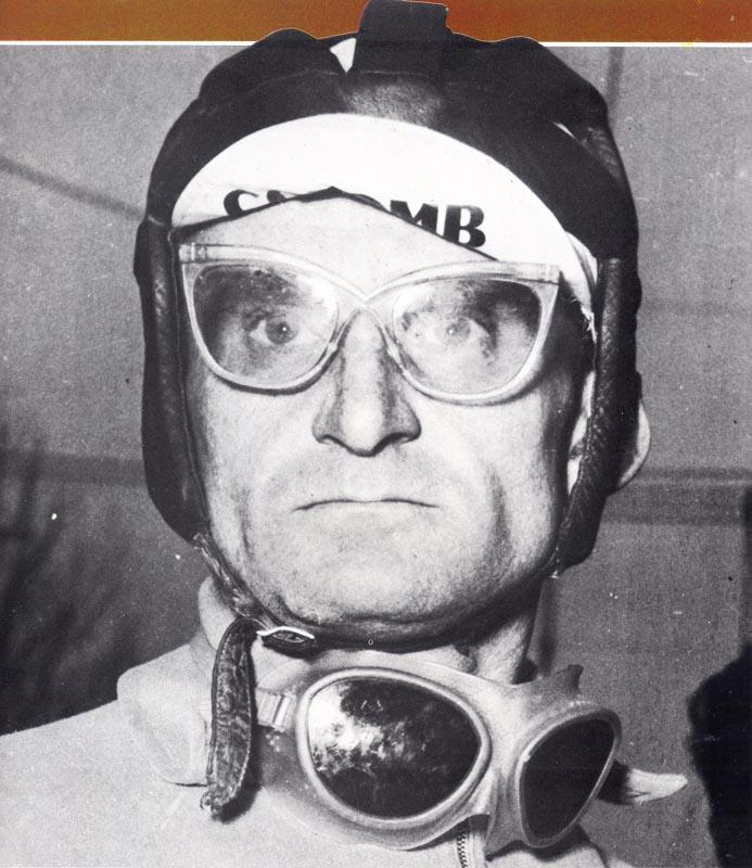 Jean Robic casque à boudins