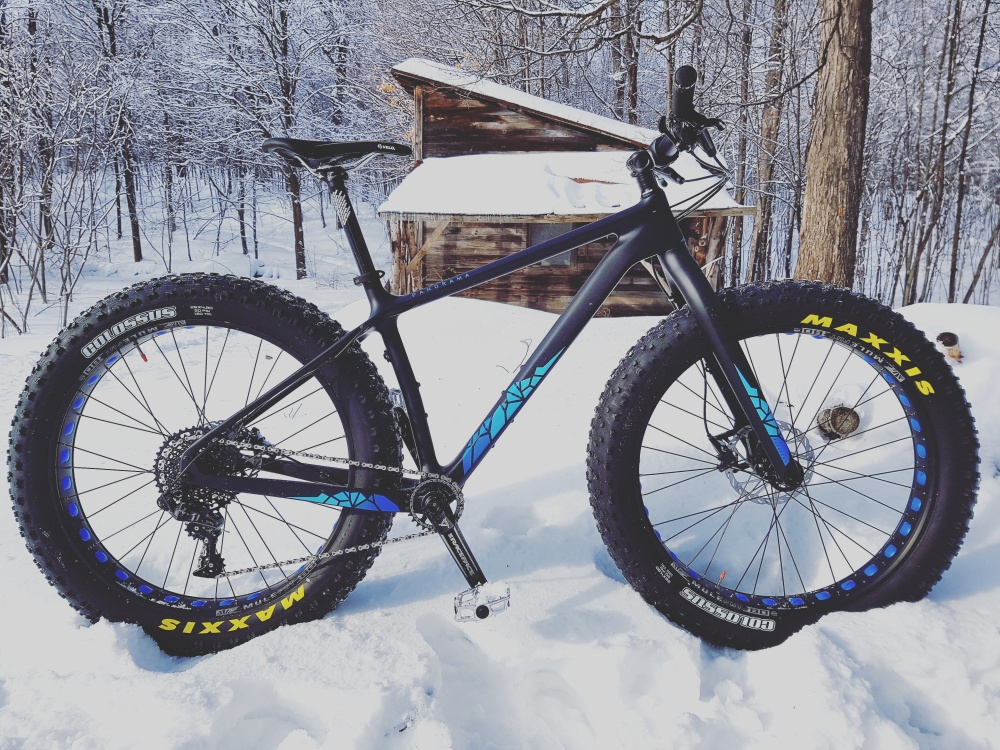 Panorama Cycles Chic-Choc Fat Bike