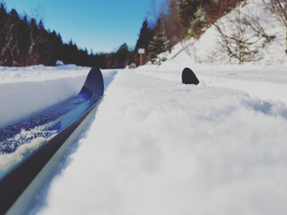 ski de fond petit train du nord