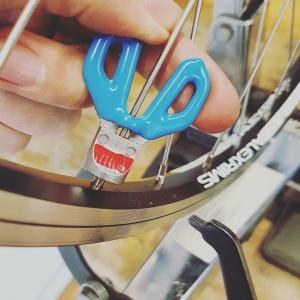 Atelier montage de roues Techno Cycle