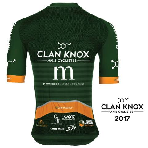 Clan Knox amis cyclistes