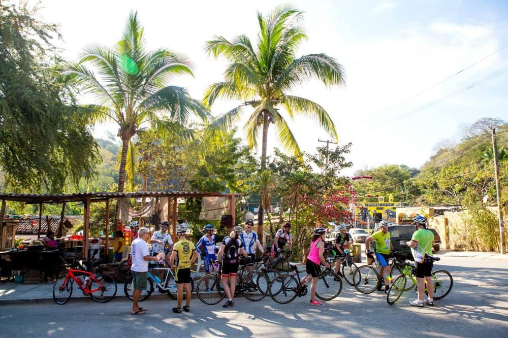 Bici Bucerias voyages au Mexique