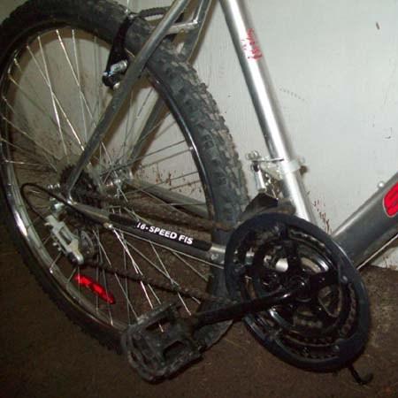 Vélo grande surface