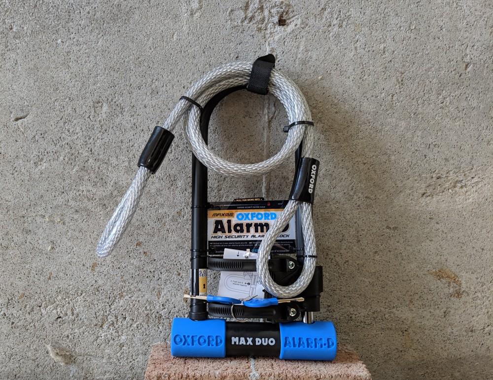 Cadenas Oxford Alarm-D