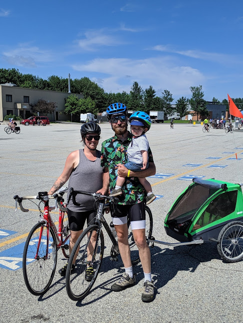 Petite Aventure Vélo Québec