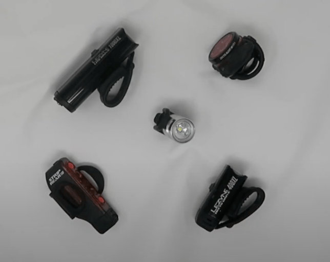 Lezyne Femto Drive, Mini Drive 400 et Lite Drive 1000X